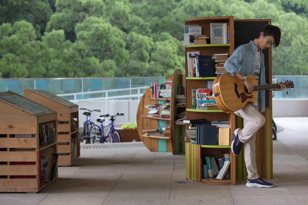 結他與音樂,陪伴Leven走過高山低谷。