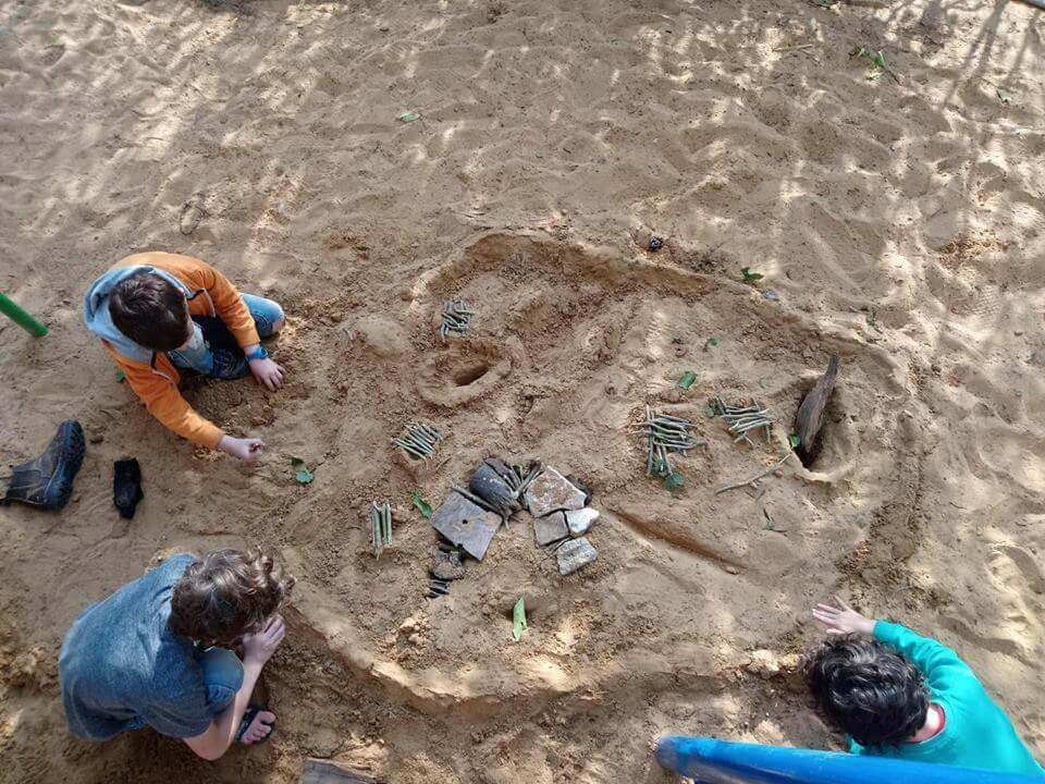 大自然是最好的課室,也是瑟谷學校的重要信念。