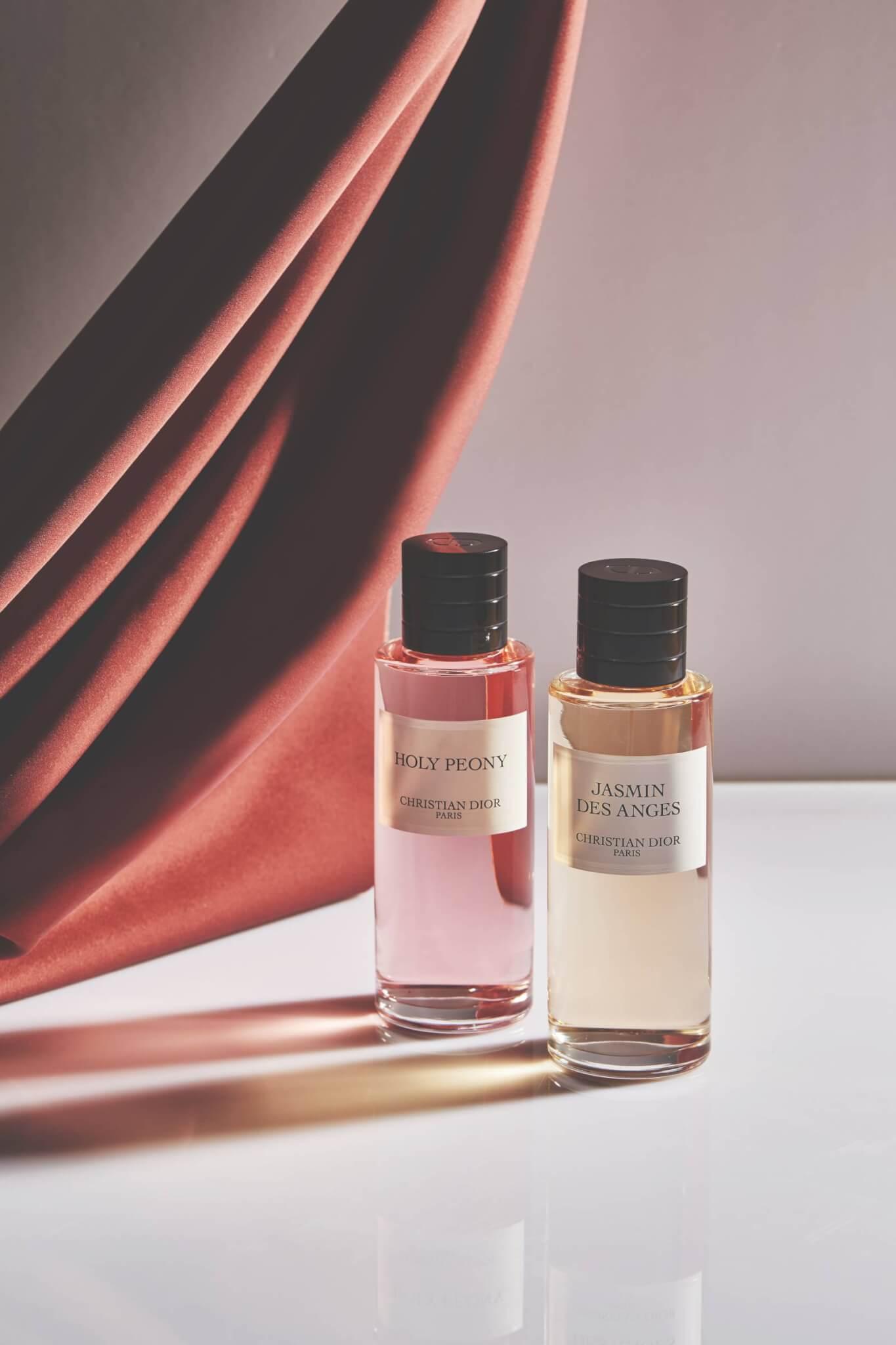 HOLY PEONY $740 JASMIN DES ANGES $740 Both fragrance spray BY CHRISTIAN DIOR