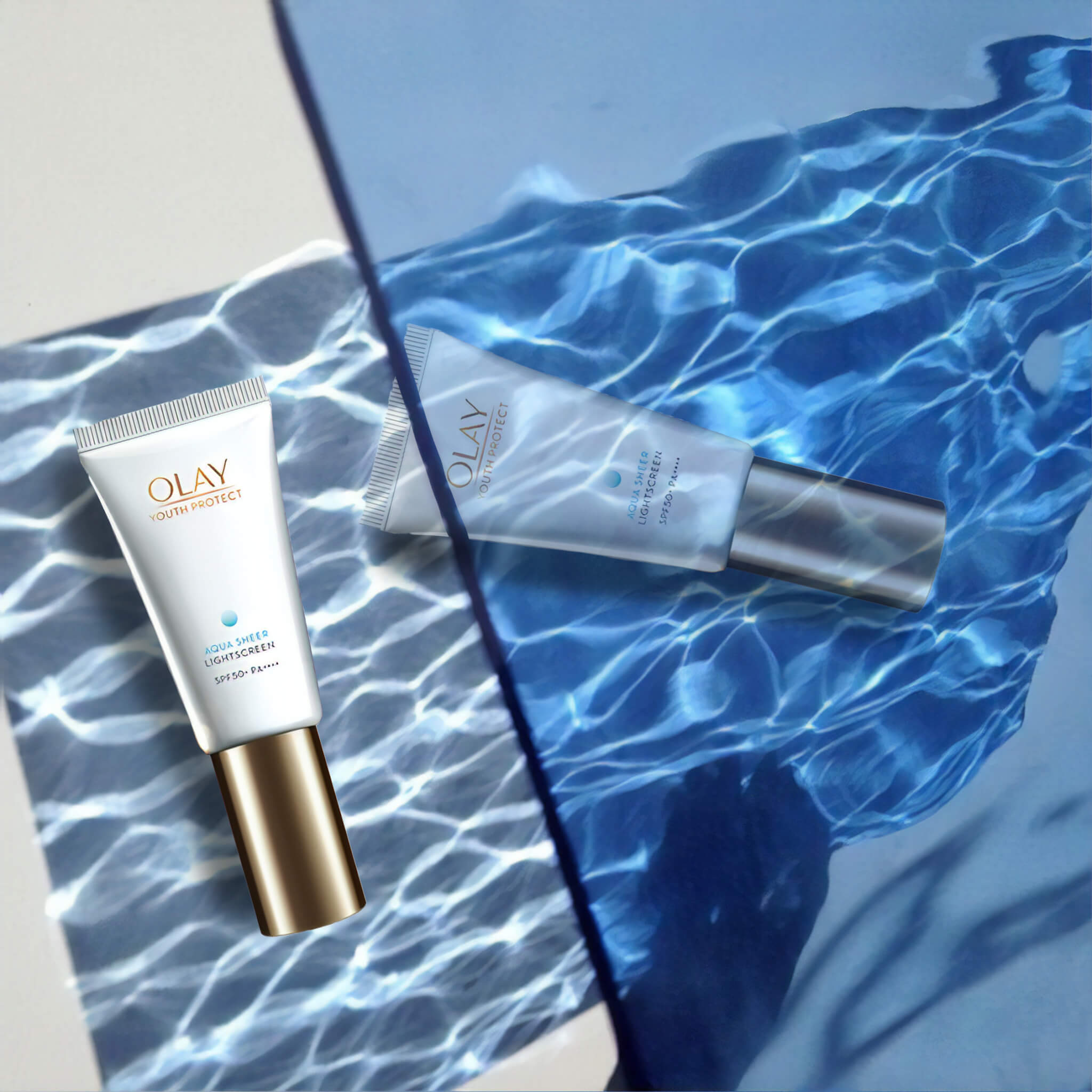 AQUA SHEER LIGHTSCREEN SPF50 $290