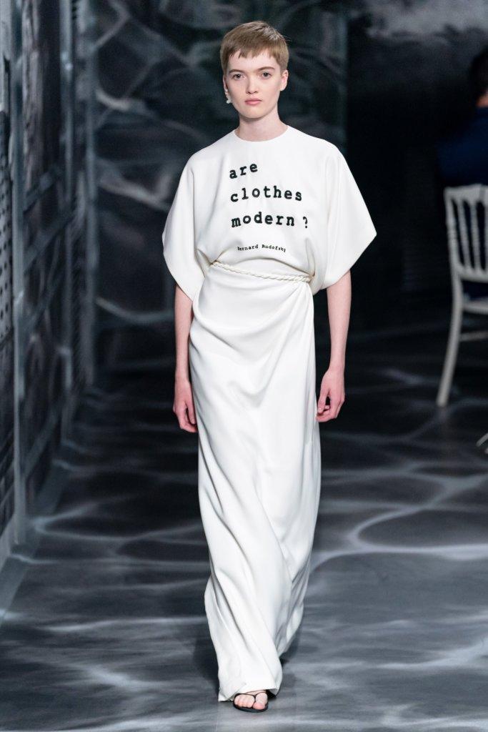 Dior 2019秋冬Haute Couture系列
