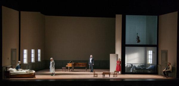 開幕節目《秋天奏鳴曲》,credit to Sakari Viika/ Finnish Nation Opera