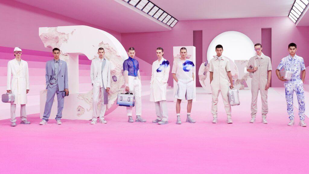 自從時裝設計師Kim Jones加盟Dior男裝之後,他設計的單品都成為時尚話題。