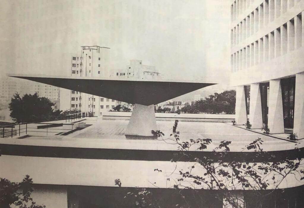 大樓曾於1969年獲香港建築師學會銀獎牌