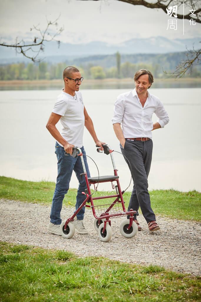看見Devi再次行走,Grégoire相信,生物學加上科學的創新療法,將會令更多患者「重獲自由」。