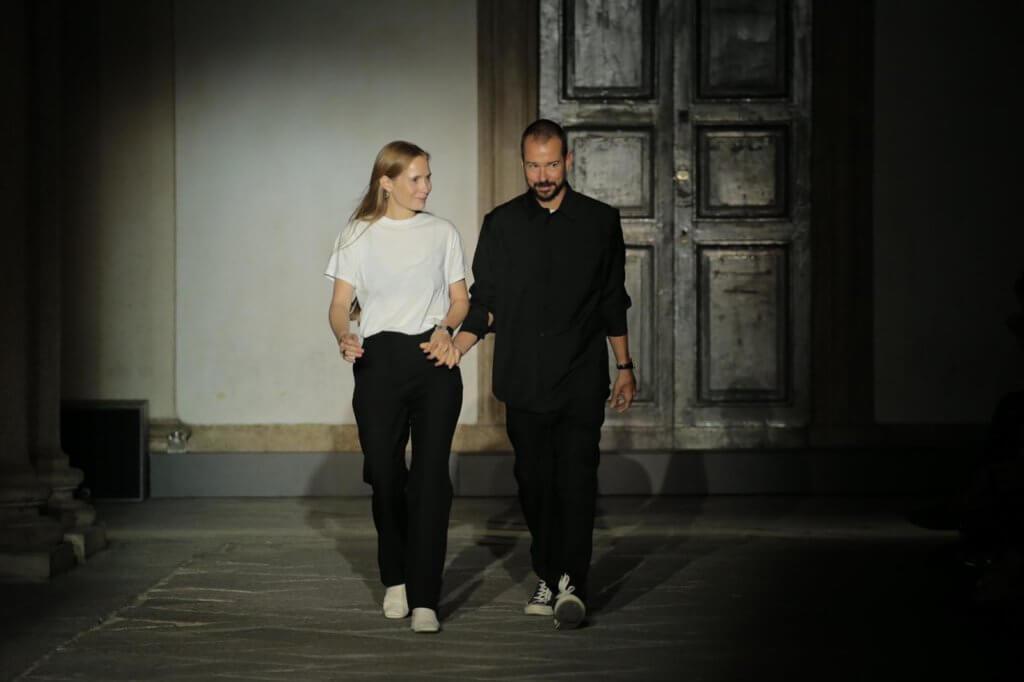 Luke和Lucie Meier