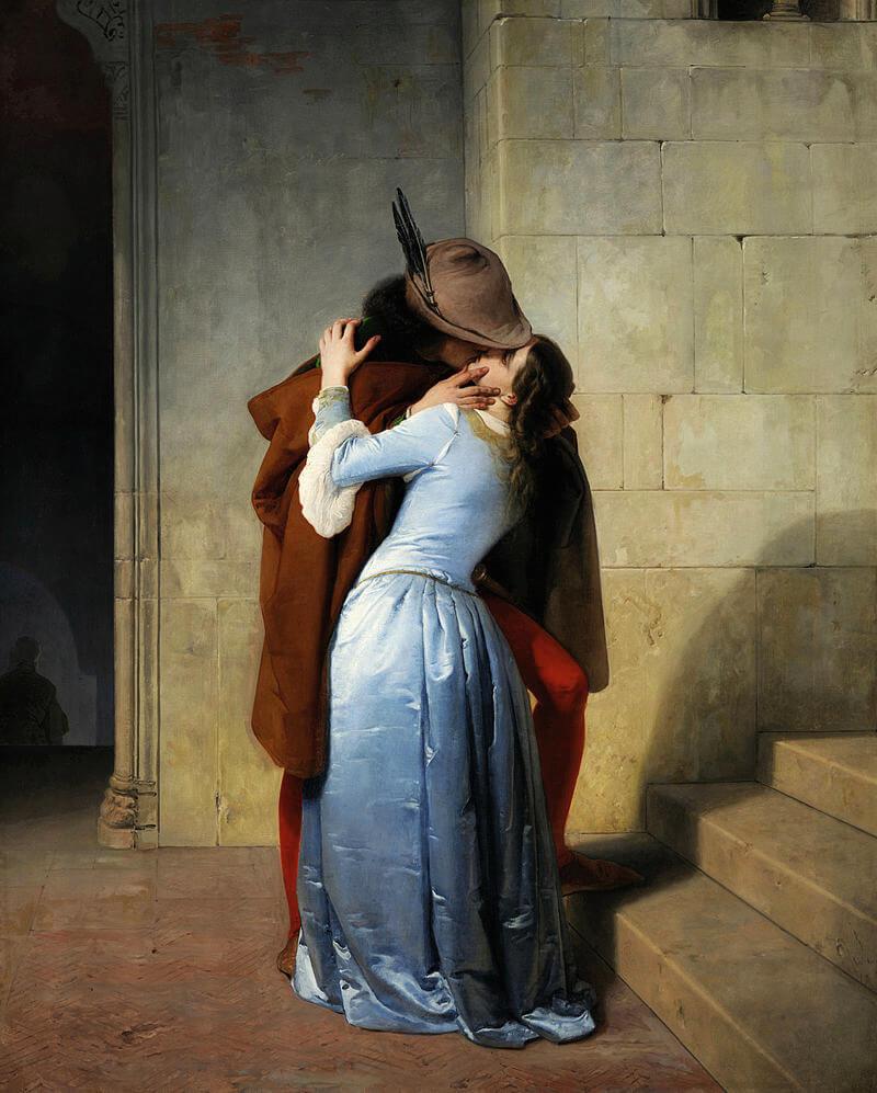 Francesco Hayez, The Kiss