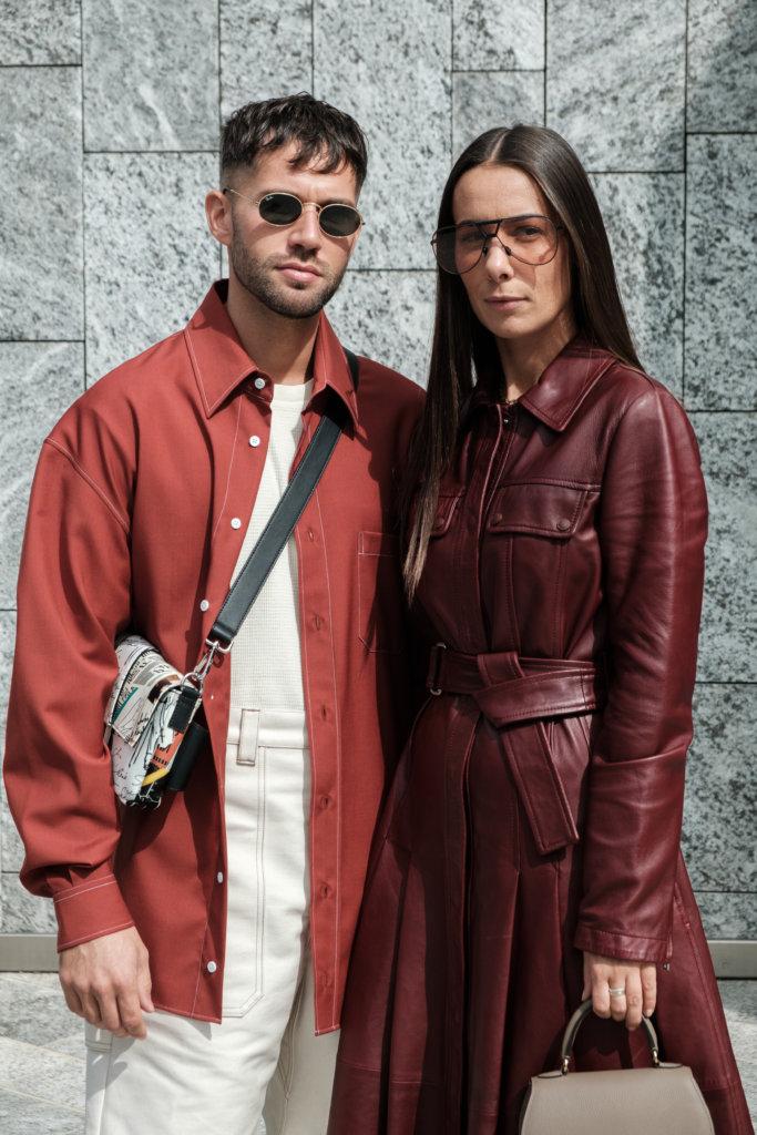 來自法國的時尚夫妻Alice和J.S (Jean Sebastien ed),平日在Instagram分享浪漫的日常生活,簡約耐看、柔和色調的配搭成為一眾情侶的參考對象。