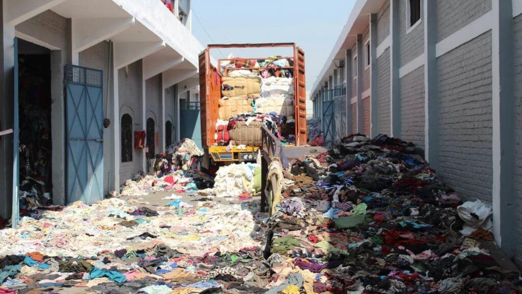 快時尚帶來的污染問題令人關注