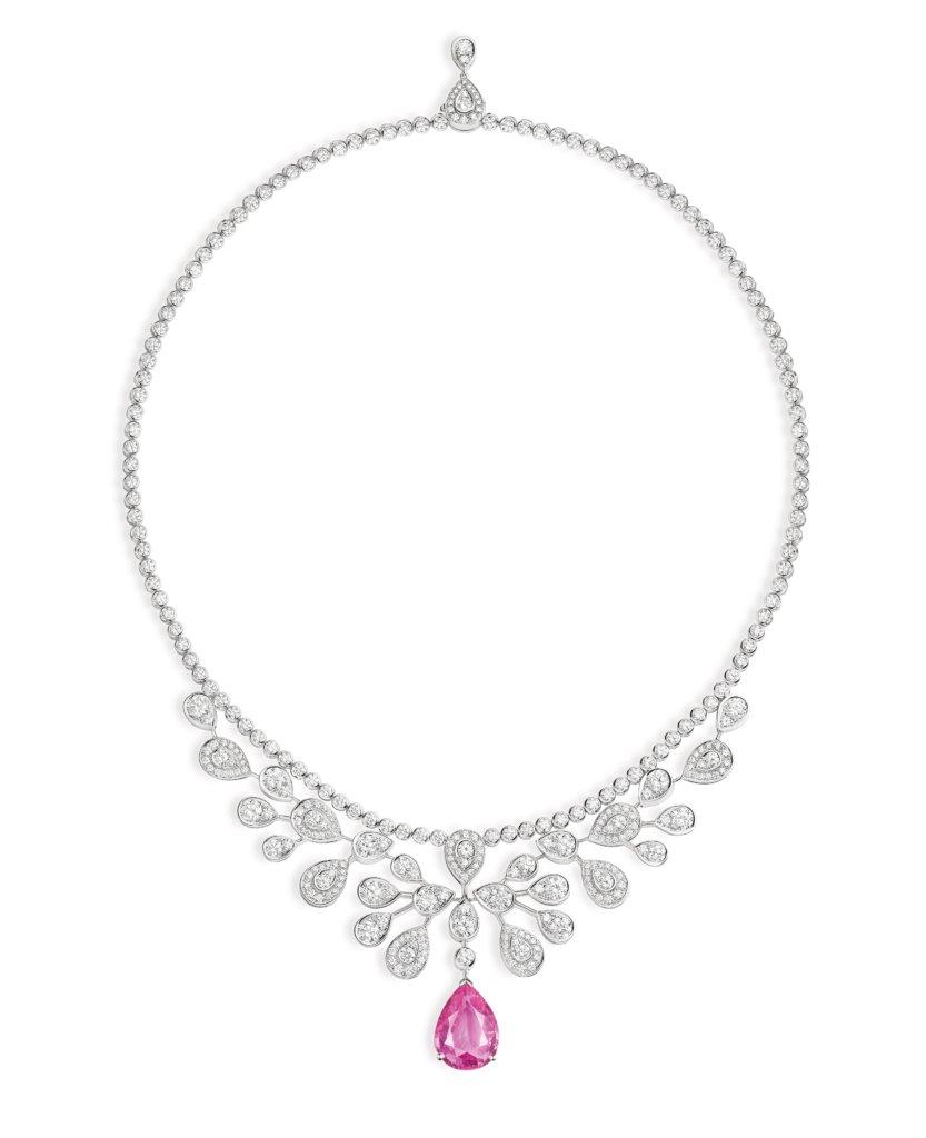 Chaumet Joséphine Aigrette Impériale necklace