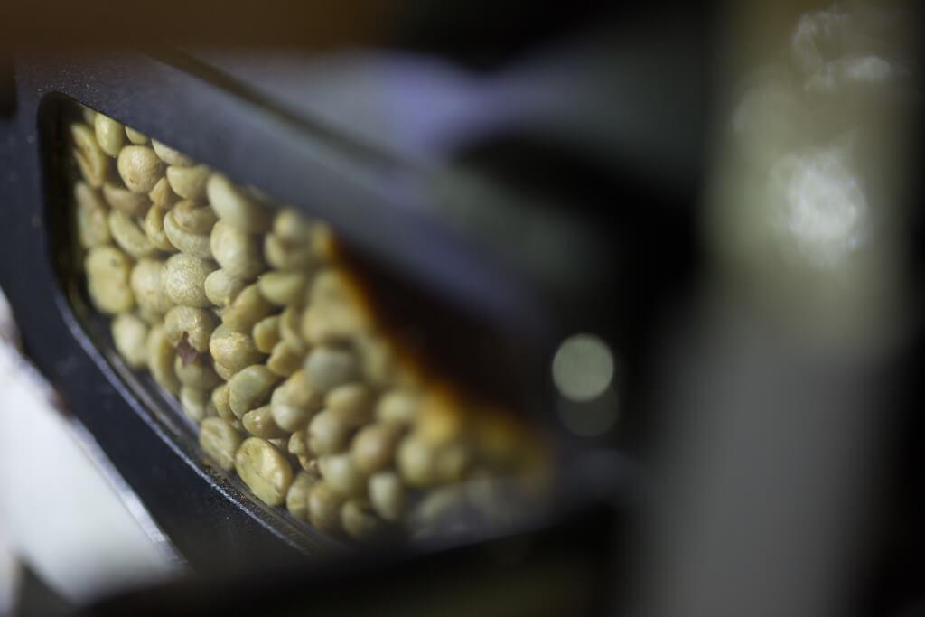 在處理而言,雖然泰國豆未及舊世界成熟,但烘焙時能以時間及溫度補救,引出風味。