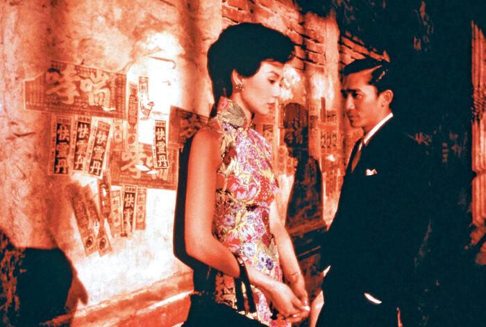 以華人社會為例,旗袍一度代表中華民族以至性感的符號