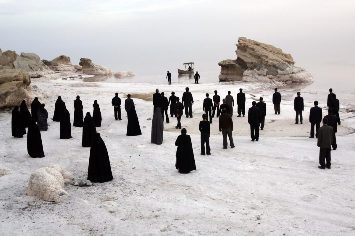 穆罕默德拉穌羅夫導演的伊朗電影《收集眼淚的男友》劇照