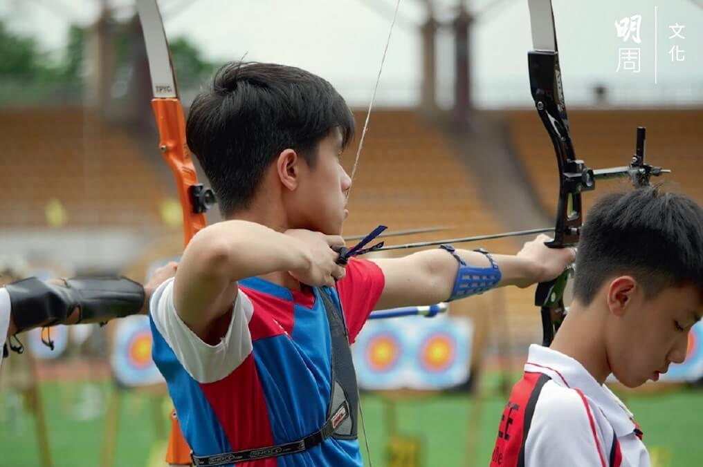 培正中學的箭隊在學界表現甚佳,去年曾於港九校際射箭盃奪得男子團體季軍及女子團體亞軍。