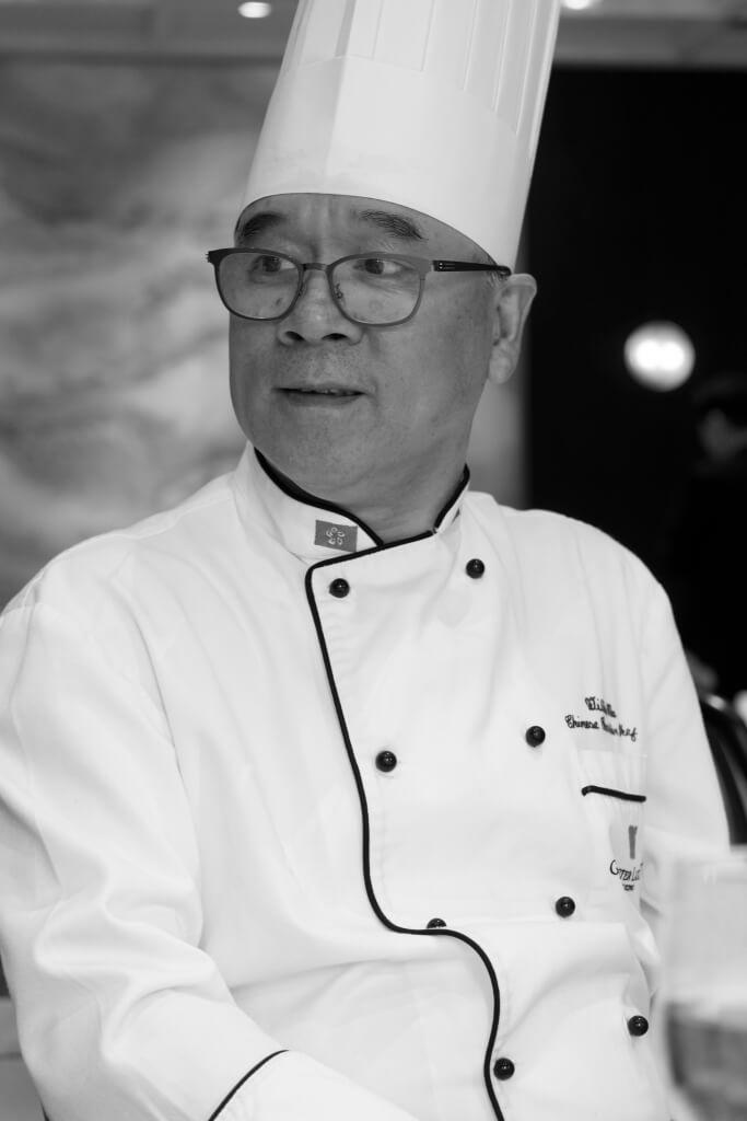 馬師傅說日本米一大 特色是米香和甜香