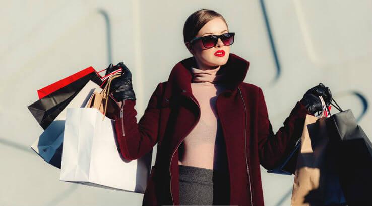 愈來愈多消費者放棄實體店購物的體驗