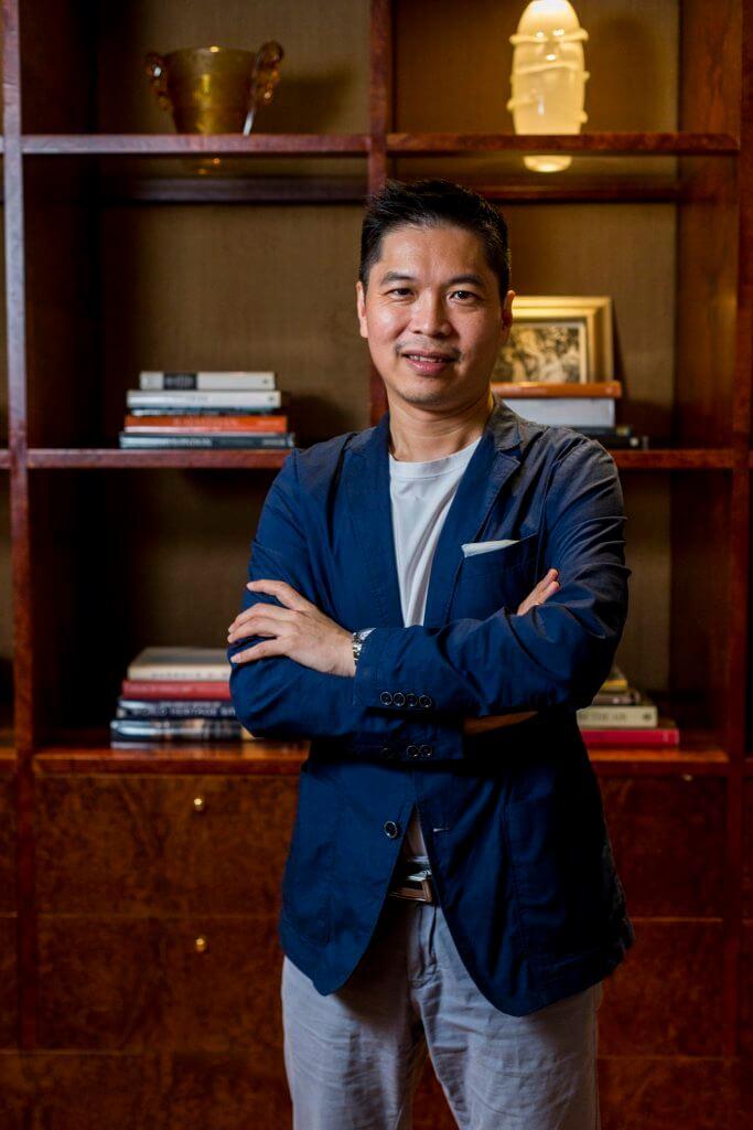 周大福珠寶集團執行董事廖振為表示,創立Loupe珠寶研學院是為業界培育人才而作出貢獻。