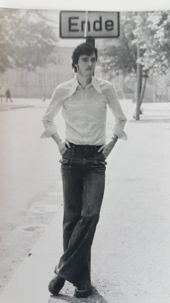 1976年,18歲的Peter Keup在德累斯頓生活。圖片由受訪者提供。