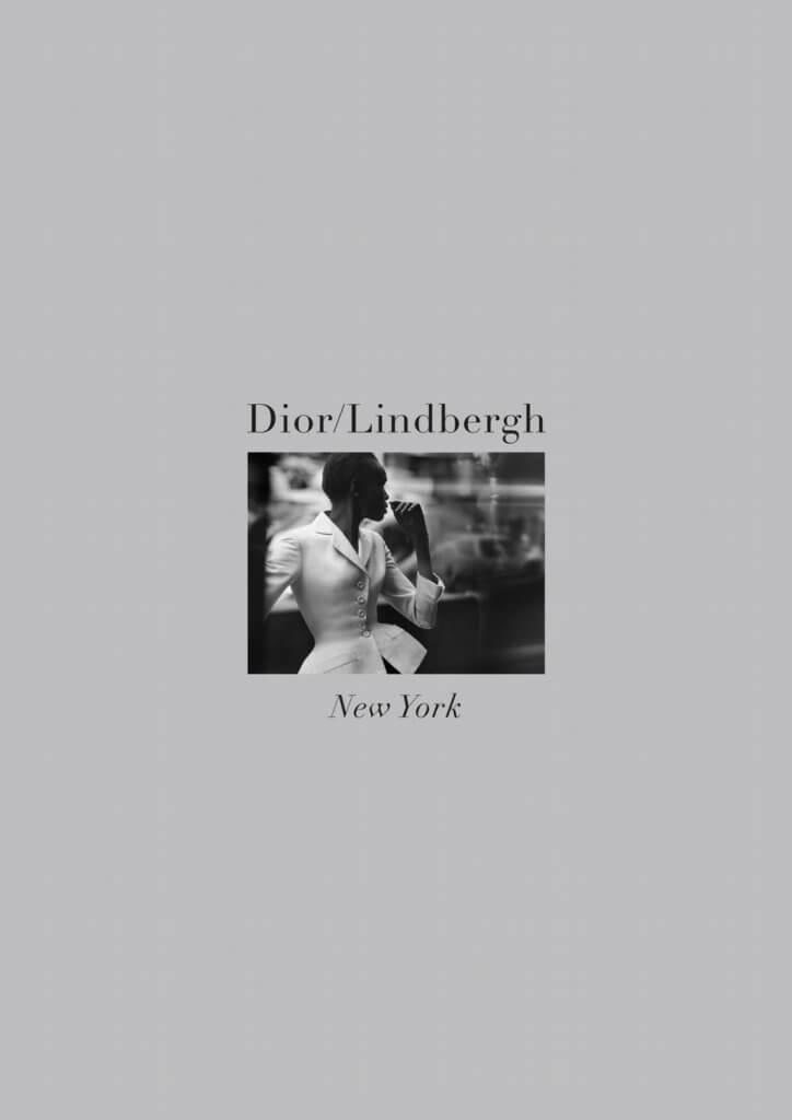 這部名為《Dior/Lindbergh》一套兩冊的鉅作成為Peter Lindbergh 辭世前的告別之作