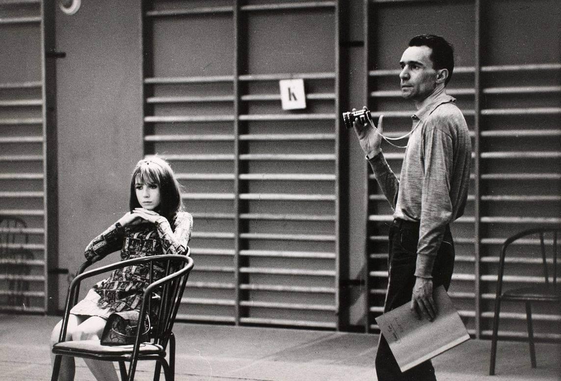 利維特《狂戀》,1969年。