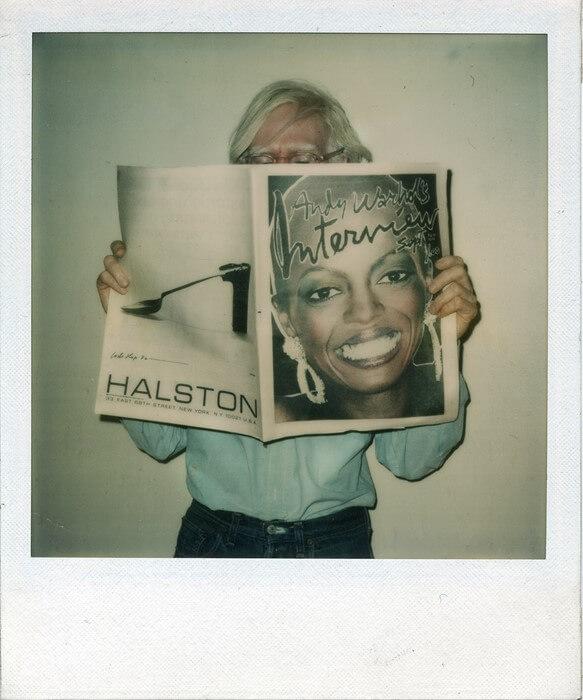 普普藝術大師 Andy Warhol在1969年創辦《Interview》