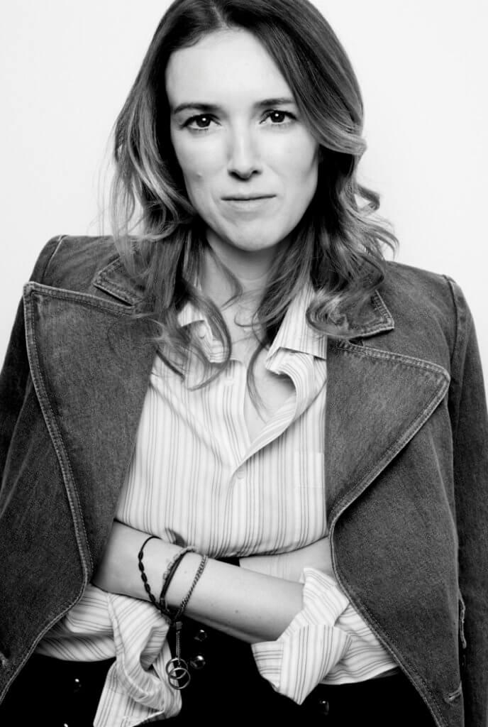 Givenchy的Clare Waight Keller打破品牌百年歷史,初由女性設計師掌舵。
