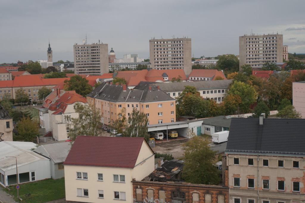 德紹面對很多前東德城市的人口老化問題