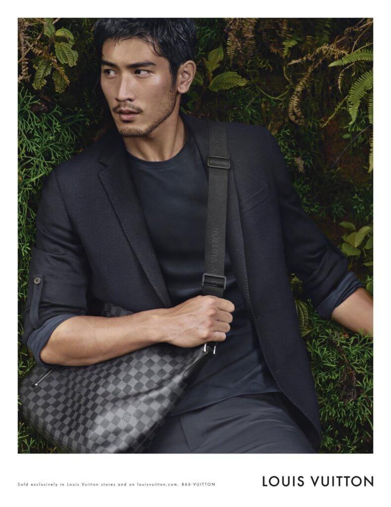 Louis Vuitton首位任用的亞洲模特兒正是高以翔