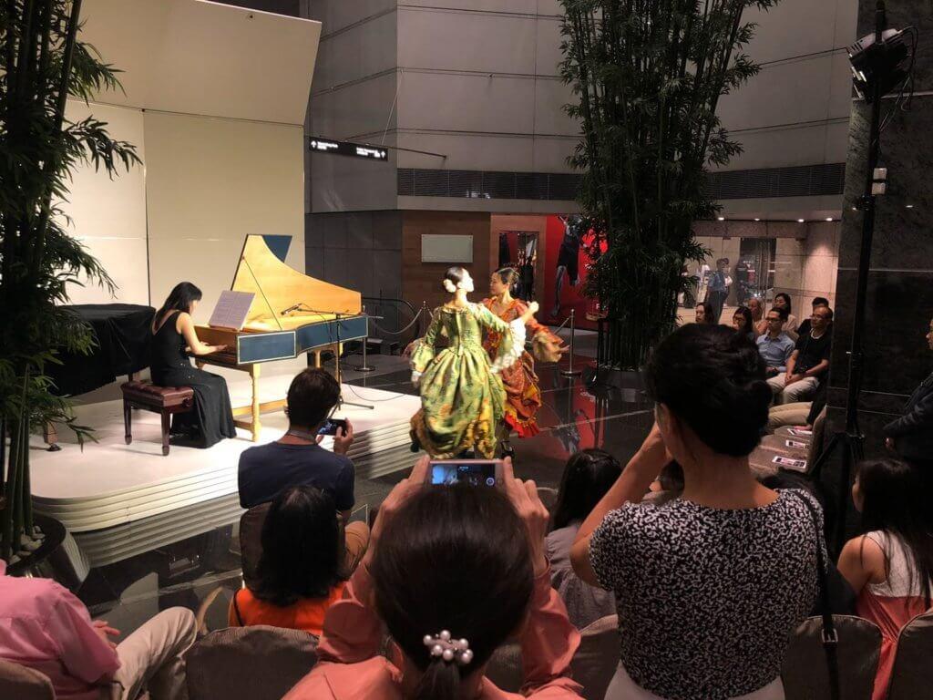 香港賽馬會音樂及舞蹈基金得獎者協會定期舉辦社區及教育活動。