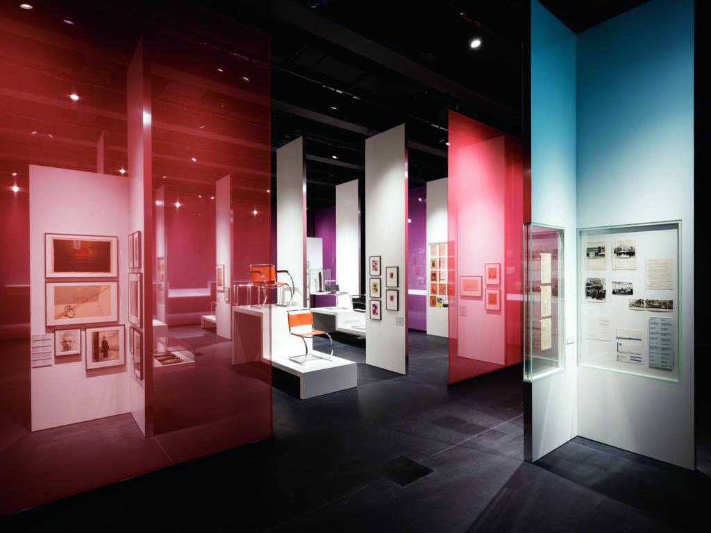 Das neue Bauhaus Museum Dessau