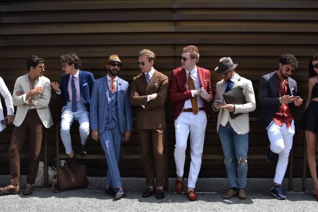 Pitti Uomo至今已舉辦96屆,每年均有大批行內人士前往佛羅倫斯參與這項男裝盛事。