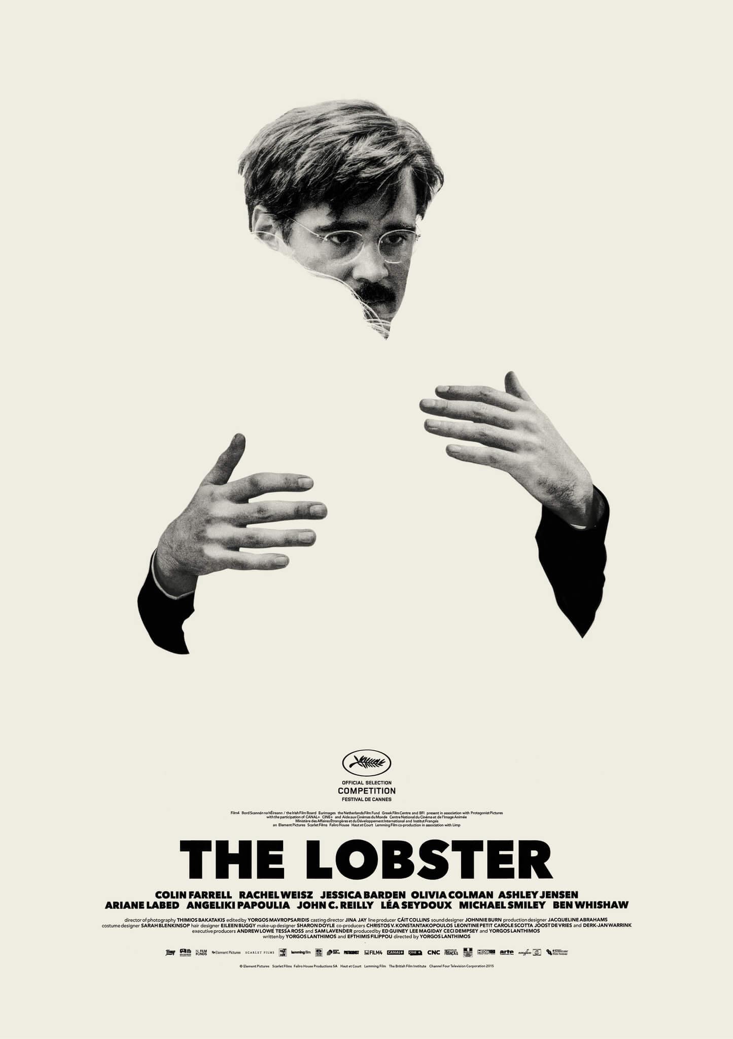 The Lobster電影海報