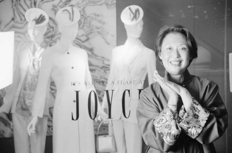 Joyce Ma,一位香港時尚圈的成功女性。