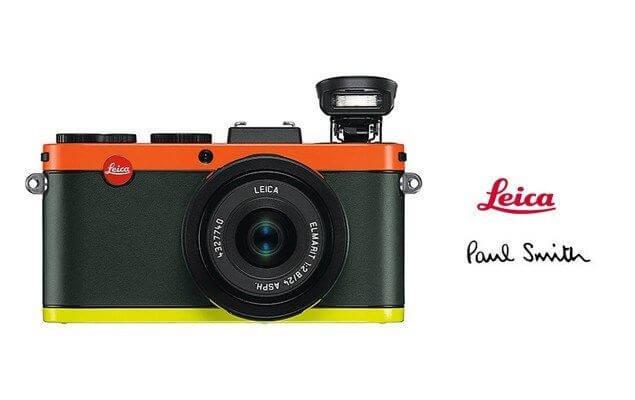 EICA X2 EDITION PAUL SMITH 限量相機