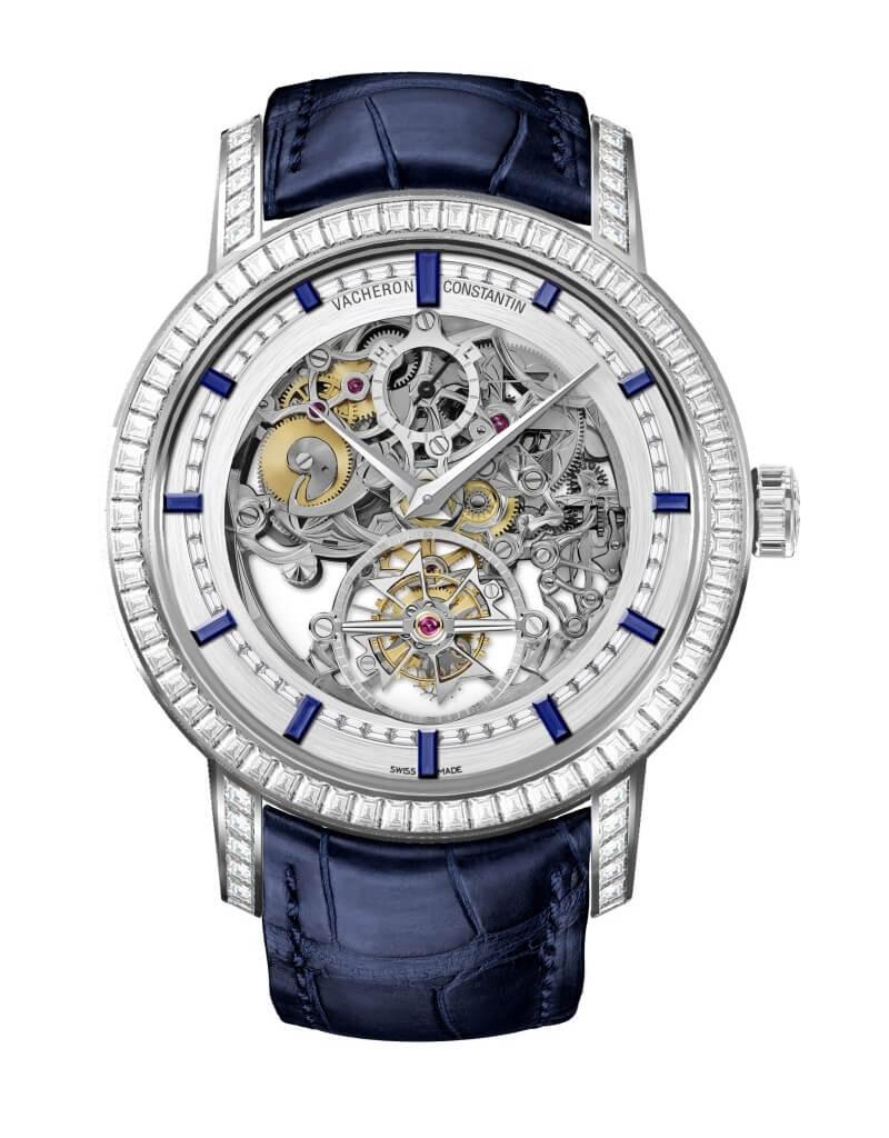 Les Cabinotiers閣樓工匠鏤雕陀飛輪高級珠寶腕錶