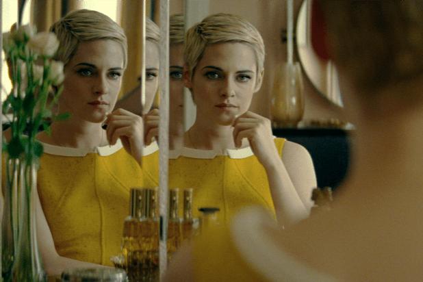 Kristen Stewart 新戲扮演60年代法國電影女神Jean Seberg