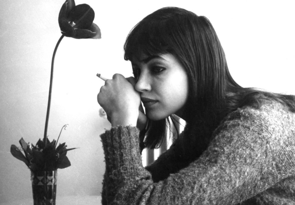 THE LITTLE SOLDIER, (aka LE PETIT SOLDAT), Anna Karina, 1963