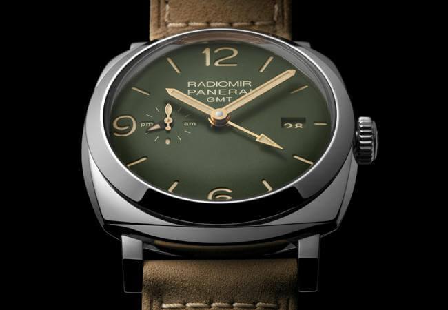 Radiomir Gmt兩地時腕錶PAM00998
