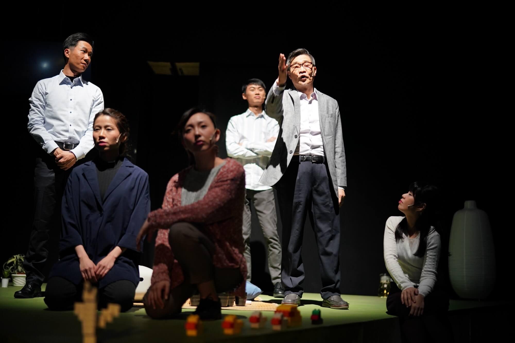 「一條褲製作」製作《香港藝術的前世今生》,探討西九文化區的發展。