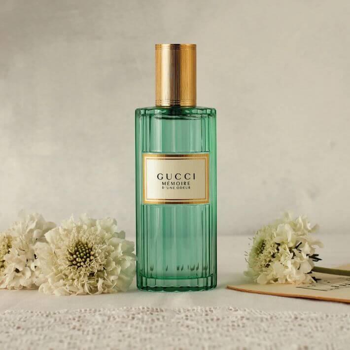 Gucci年中首度推出Gender Free香水Mémoire d'une Odeur,目的同樣是打破性別界限的束縛。