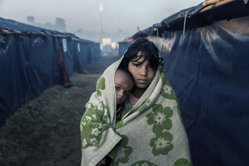每三秒鐘,便有人被迫逃離家園以逃避戰爭或迫害。