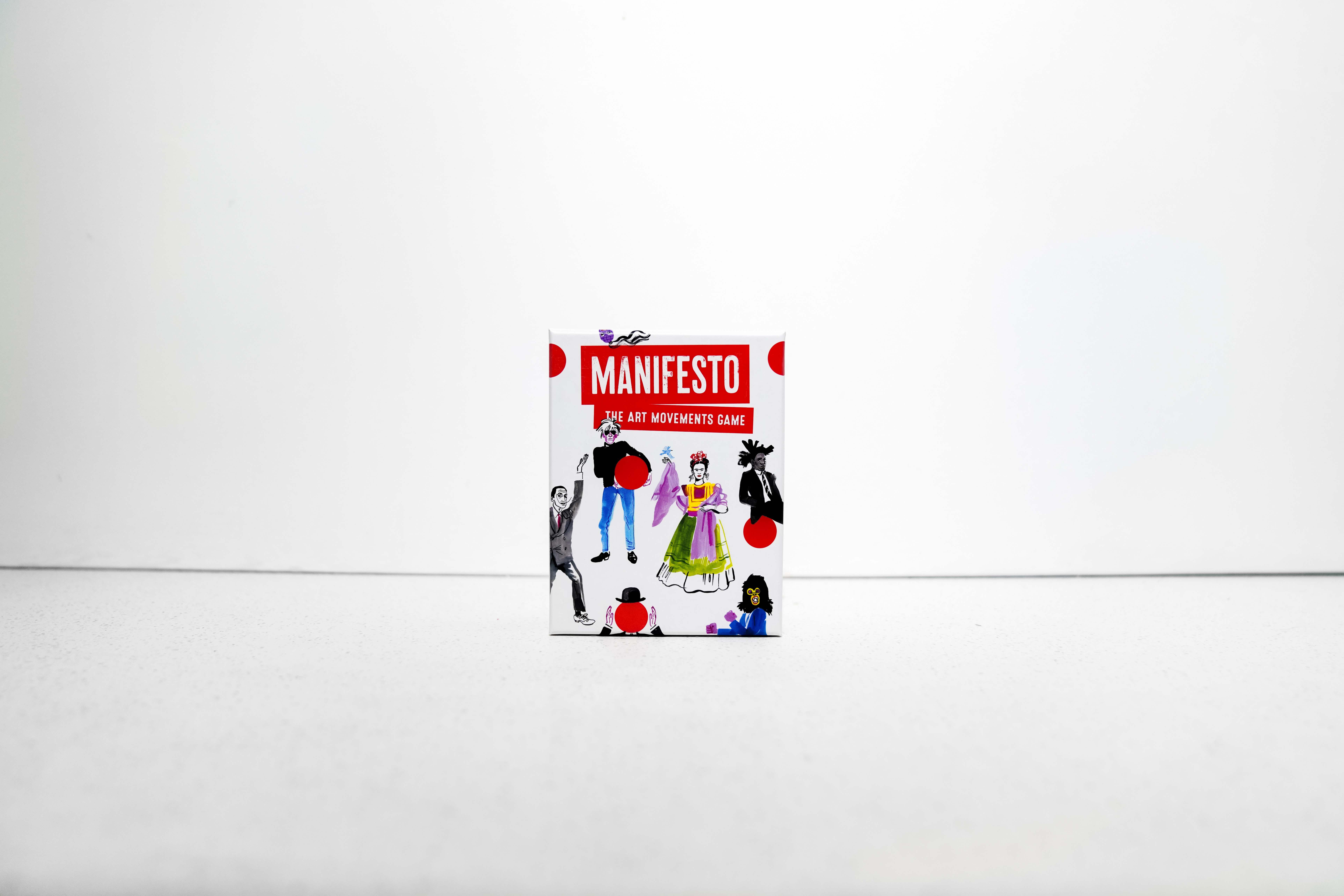 Manifesto Card Game售價:HKD 155