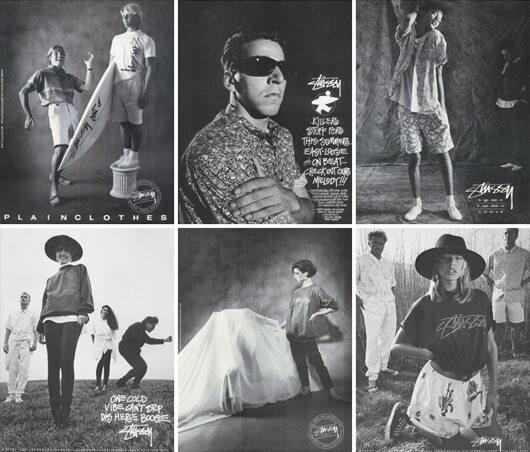 Ron Leighton 1983-1986 Stüssy Campaign