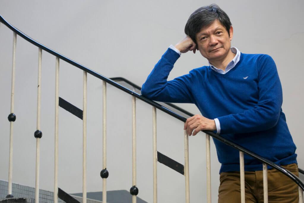 曹誠淵今年四月接受明周專訪