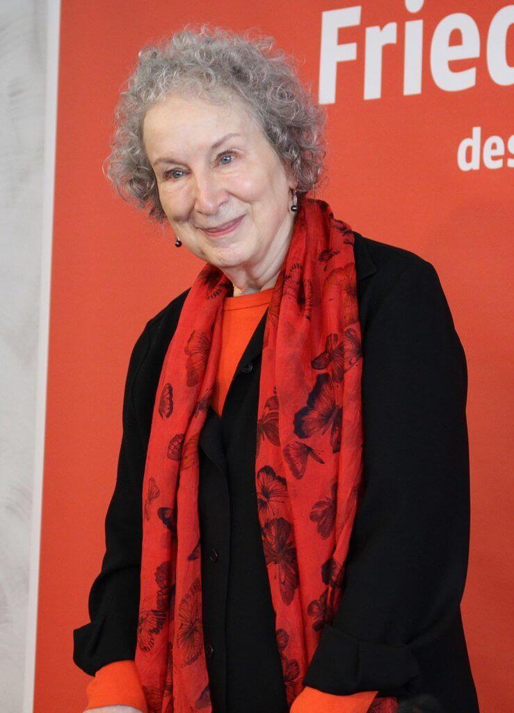 Margret Atwood
