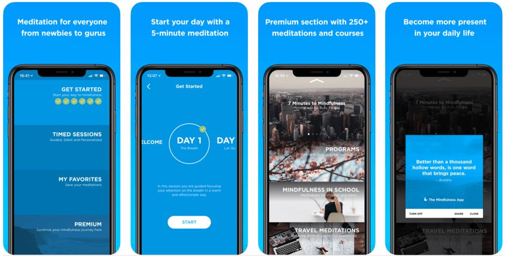 The Mindfulness App.