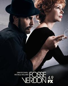 Michelle Williams憑《佛西與沃登》(Fosse/Verdon)獲獎。