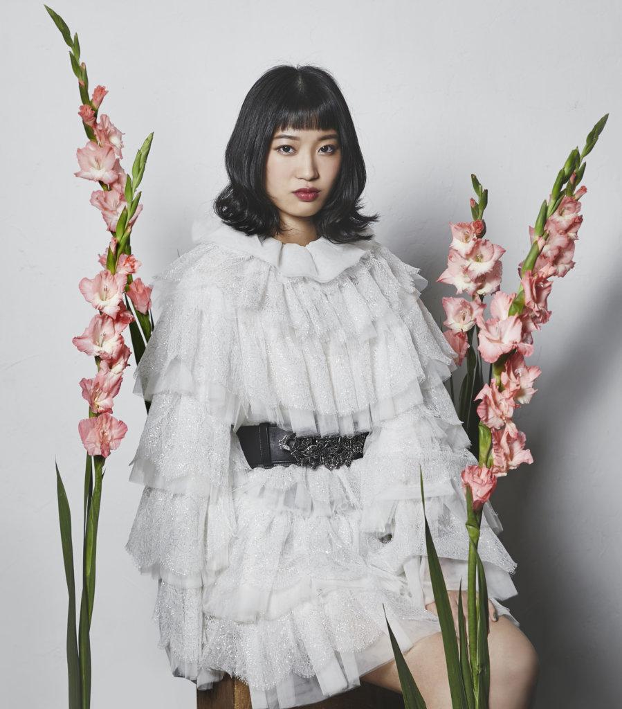 DRESS $22,580 BELT $7,080 ALL BY SHIATZY CHEN