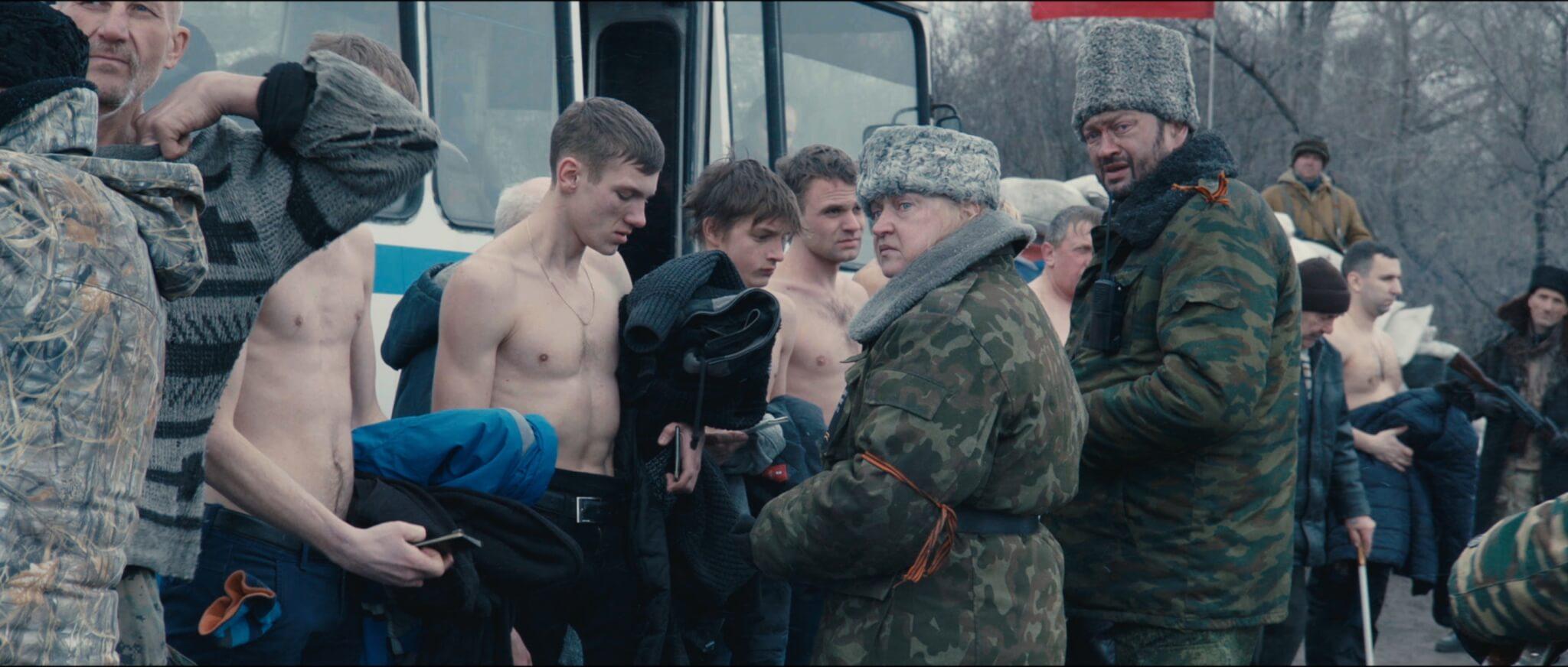 烏克蘭導演沙基羅斯尼薩(Sergai Loznitsa)的《瘋狂的邊境》(Donbass),以荒誕故事講述近年烏克蘭的政治危機,於2018年獲康城「一種關注」最佳導演獎。