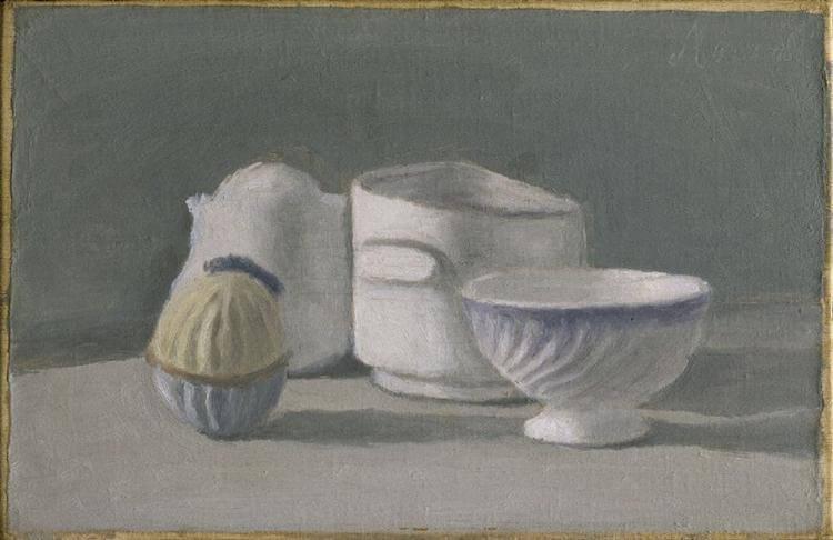 Morandi《Still Life》(1946)